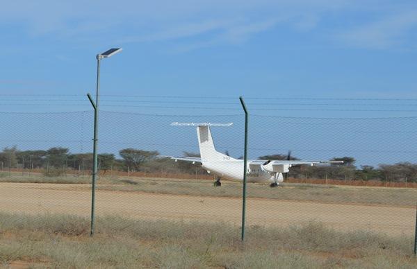 kapese airstrip