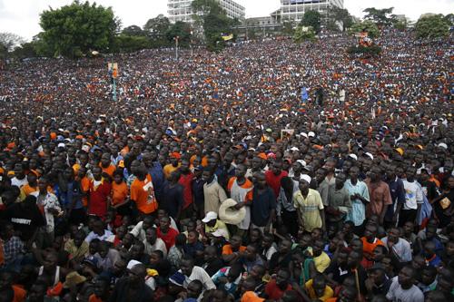 ODM cancels Busia Gubernatorial
