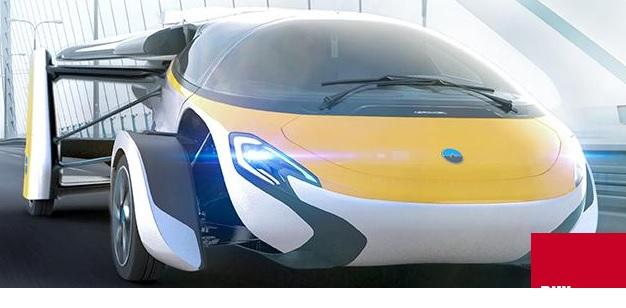 AeroMobil flying cars