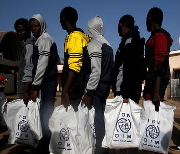 Libya slave markets