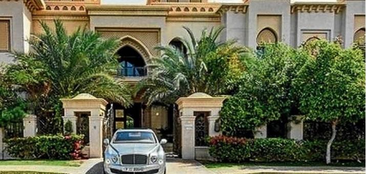 Zuma Owns A Palace In Dubai Kerosi Dotcom