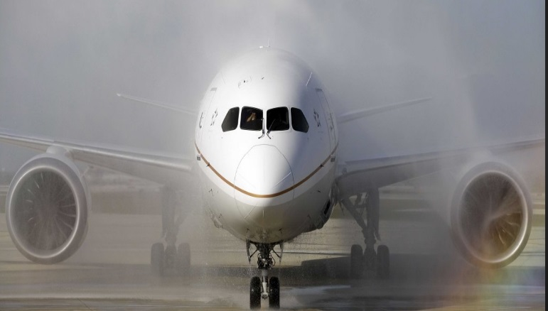Boeing's 787 Dreamliner is a good example of Global Sourcing