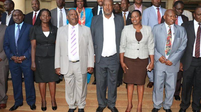 Nyamira County Cabinet