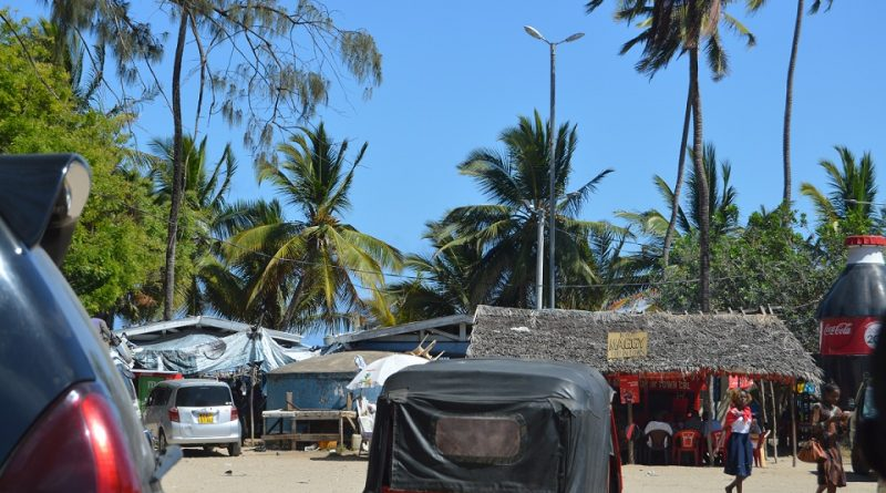 Pirates Beach in Mombasa County
