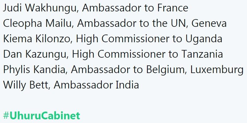 CS turned Ambassadors