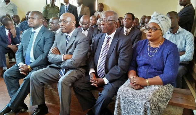 Senator Professor Ongeri gets relieve after a poll case against his win was dismissed at Kisii High Court