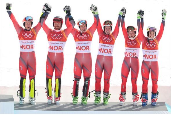 Winter Olympics Norway