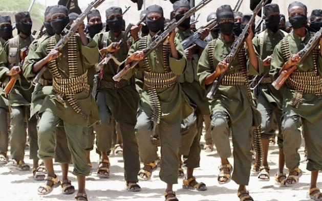 al shabaab terrorist group in Somali