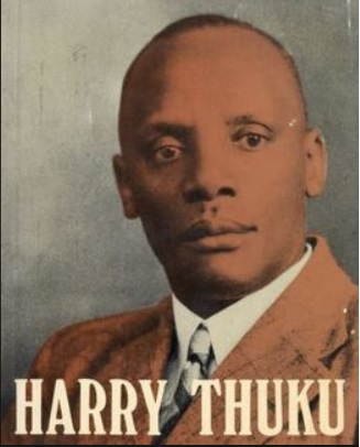 Harry Thuku, a Kenyan who was deported to Mogadishu by the British colonial government.