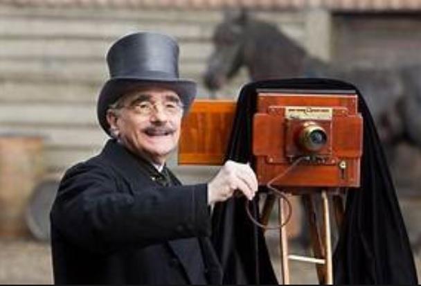 The legendary film-maker Martin Scorsese