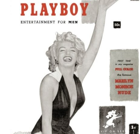 playboy 1st issue in 1953