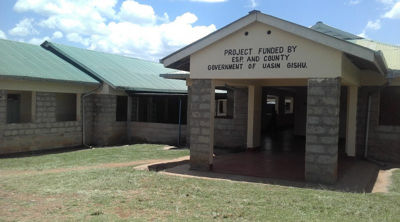 Chepkigen Health Centre in Uasin Gishu County.