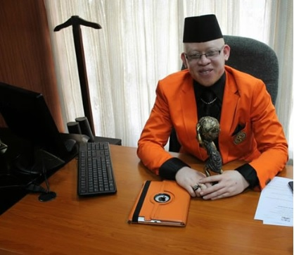 Hon. Isaac Mwaura, nominated Member of Parliament.