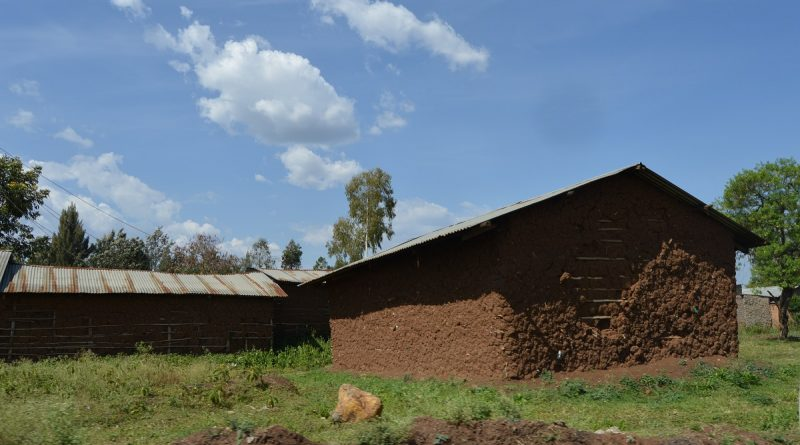 Bandani informal settlements in Kisumu County