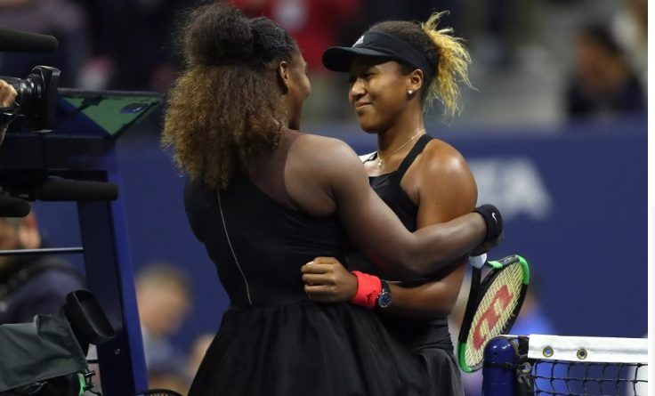 Naomi Osaka won the US Open today