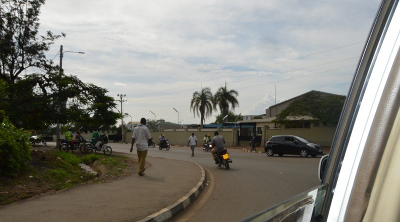 Kisumu Boda boda operators.