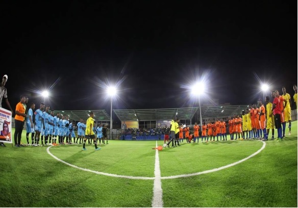 Bomu Stadium Mombasa