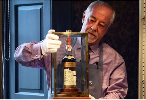 Most expensive bottle of whisky