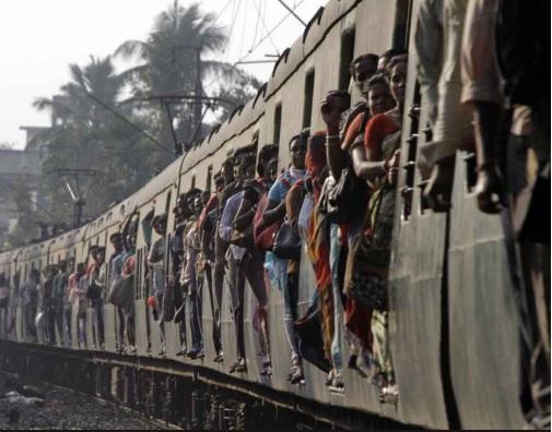 Mumbai Railway network