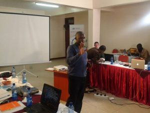 budget analysis and facilitation