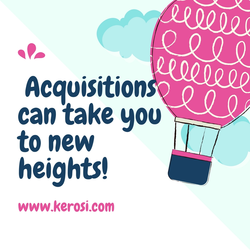 Acquisitions.