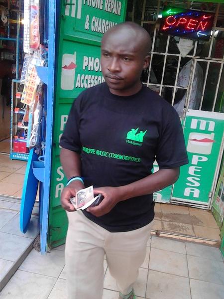 Edward Osoro Mose