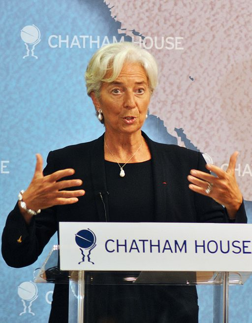IMF Chief, Christine Lagarde found guilty of negligence!!!!