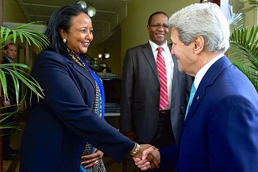 Ambassador Amina Mohammed has missed the target in AU Chairperson race