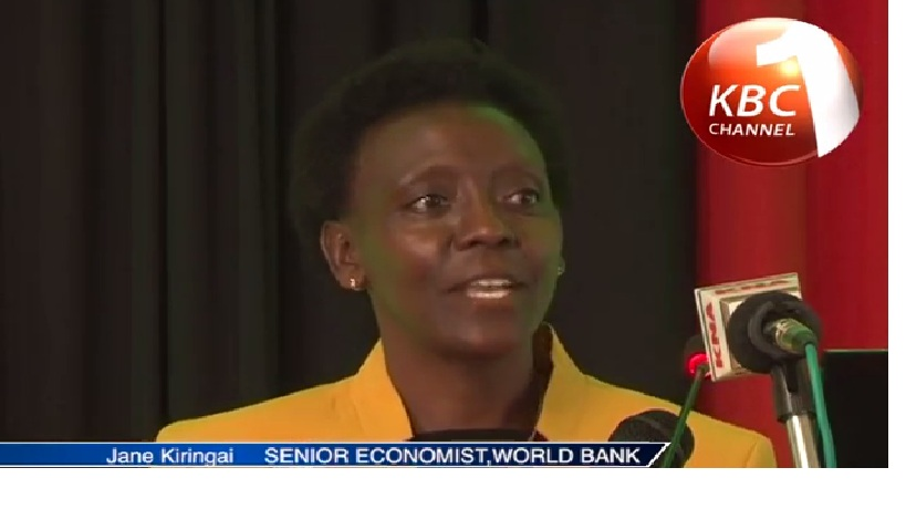 Jane Kiringai, the new Commission of Revenue Allocation Chair