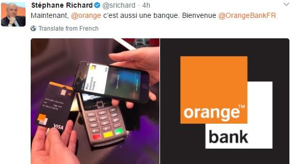 Orange Bank: New Kid on the block