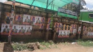 Kenya political campaigns 2017