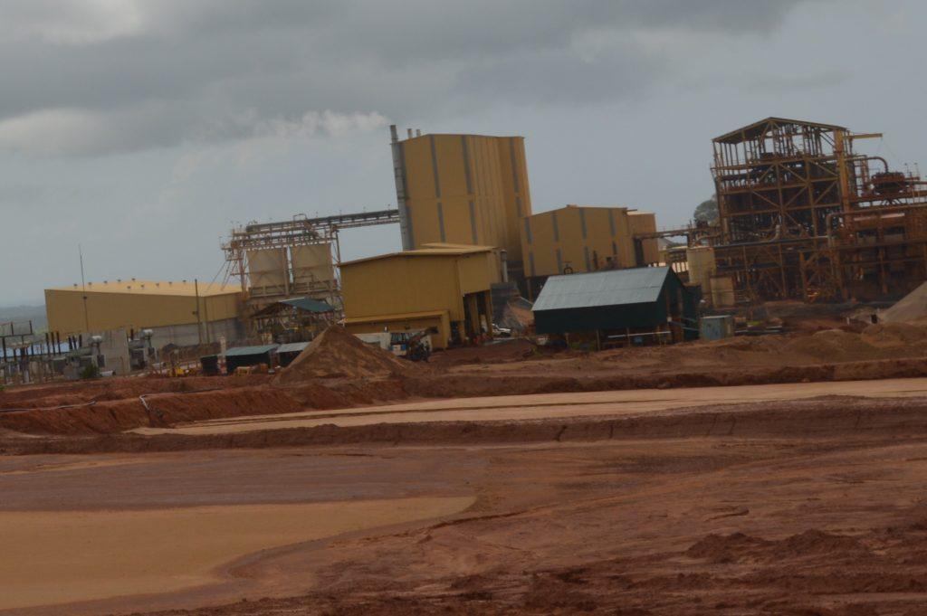titanium mining