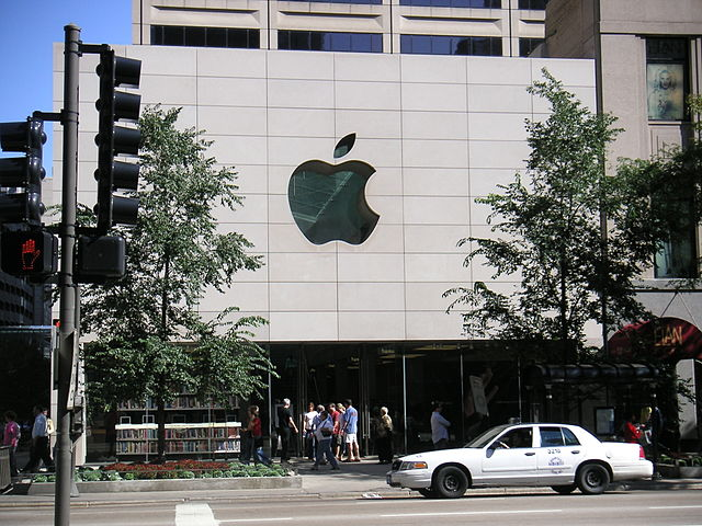 Predicting Apple Event Taking place Tomorrow