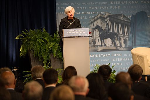 Janet Yellen on Global Economy