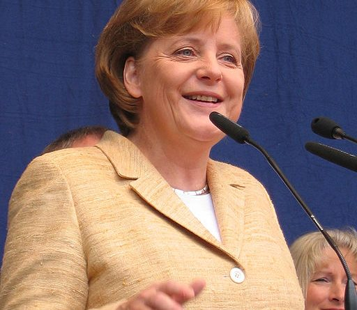 Angela Markel, Chancellor of Germany