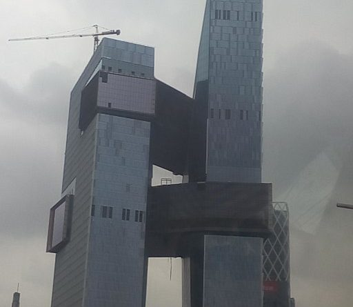 Tencent Headquarters in Nanshan.
