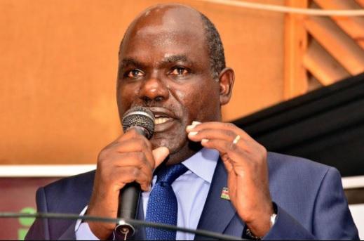 Wafula Chepuati, IEBC Chairman
