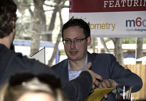 Nate Silver. Source: Wikimedia Commons