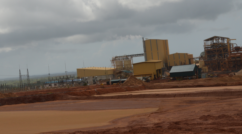 Sands Mining Project in Kwale County.