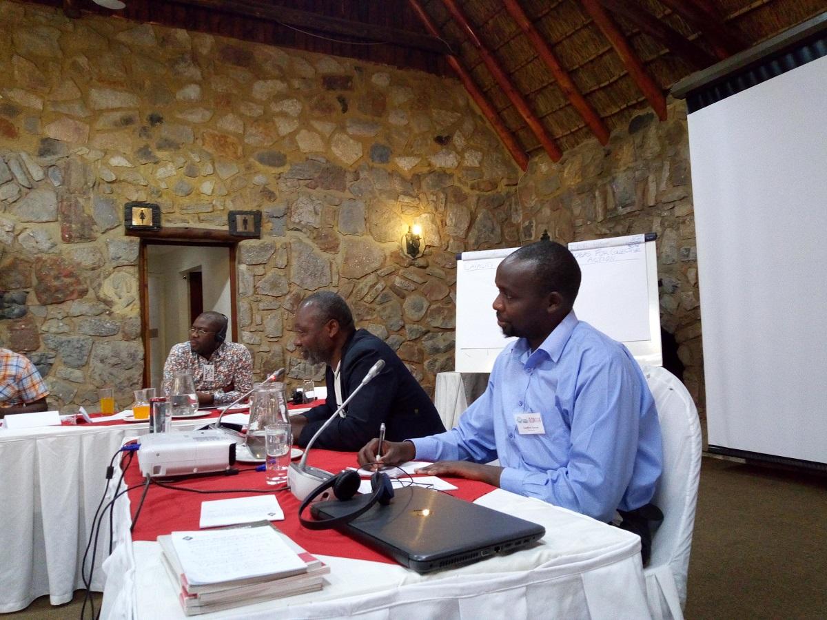 Keen interest on matters of public development