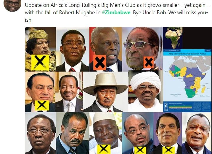 Big Men Club of Africa