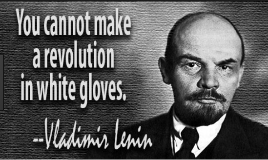 Photo: Vladimir Lenin