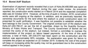 Bomet Stadium