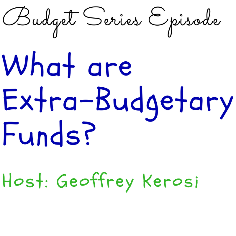 Extra-Budgetary Funds