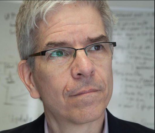 Photo: World Bank Chief Economist Paul Romer