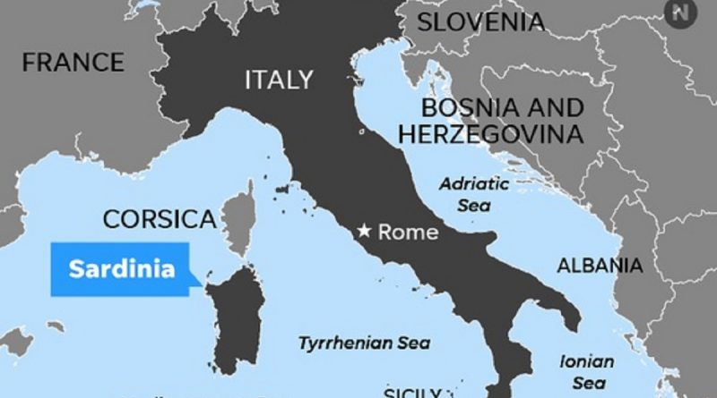 Italy Sardinia