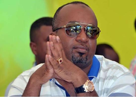 Mombasa Governor Hassan Joho