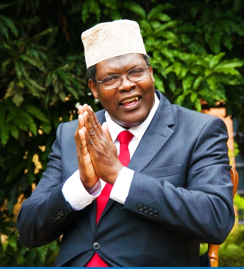 Dr. Miguna Miguna Credit: migunamiguna.com photo grab.