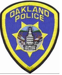 oakland police badge