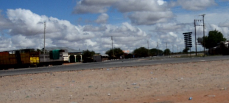 Modica Area in Garissa at the Junction to Modogashe town. The two areas will be affected by LAPSSET Corrodor projects
